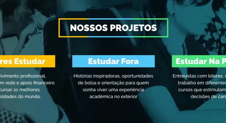 Fundação Estudar - Bolsas de estudos